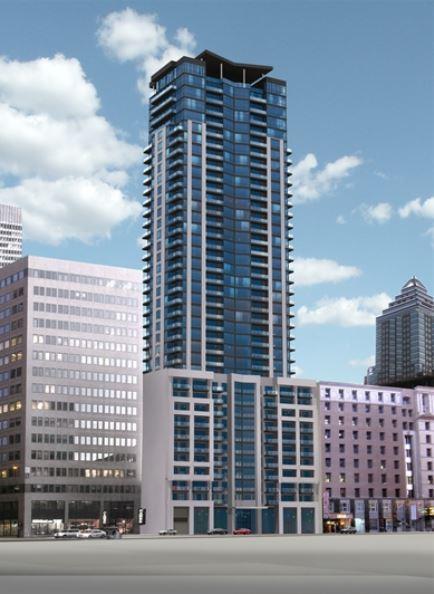 Condo bureau a vendre au centre-ville de Montreal